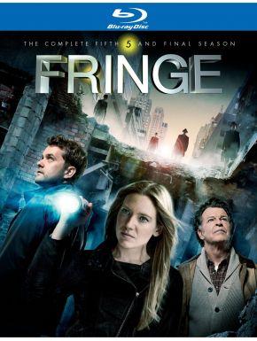 sortie dvd  Fringe - Saison 5