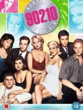 DVD 90210 Beverly Hills - Saison 5