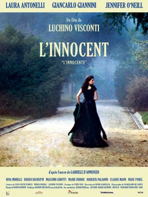 L'Innocent DVD et Blu-Ray