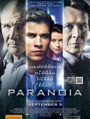 DVD Paranoïa