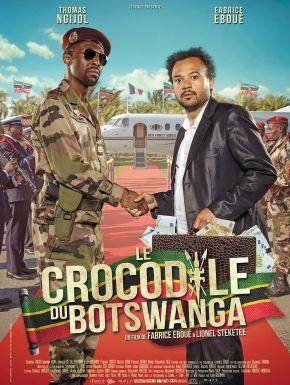 sortie dvd  Le Crocodile Du Botswanga