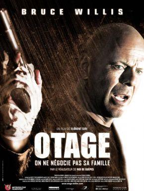 Jaquette dvd Otage