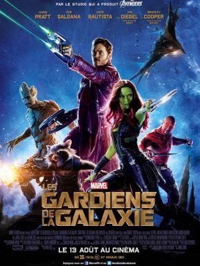 Sortie DVD Les Gardiens De La Galaxie