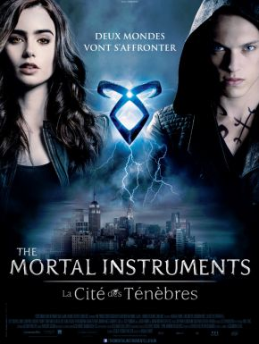 DVD The Mortal Instruments : La Cité Des Ténèbres