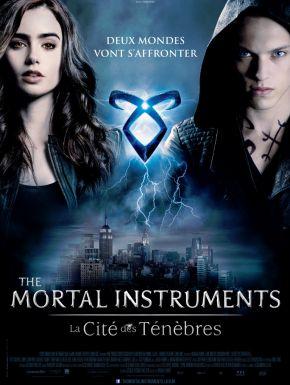 DVD The Mortal Instruments : La Cité Des Ténèbres