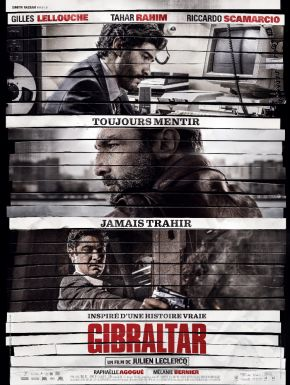 Gibraltar DVD et Blu-Ray