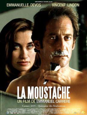 DVD La Moustache