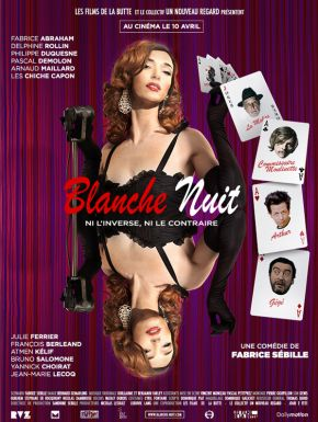 DVD Blanche Nuit