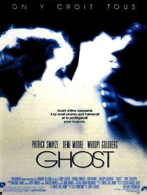 Sortie DVD Ghost