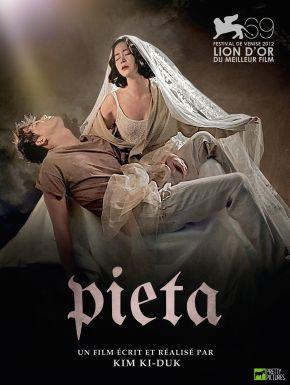 Pieta DVD et Blu-Ray