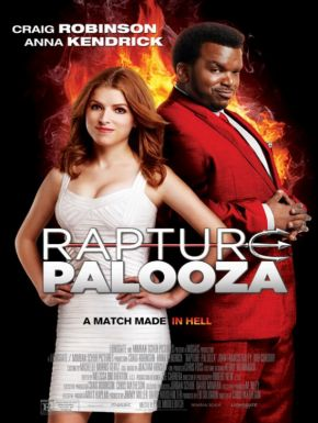 DVD Rapture palooza