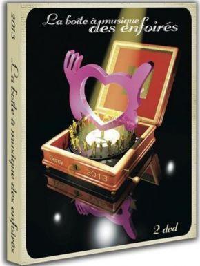 Sortie DVD La Boîte à Musique Des Enfoirés