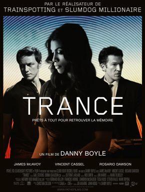 Jaquette dvd Trance