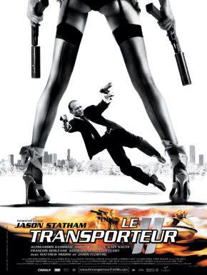 sortie dvd  Le Transporteur 2