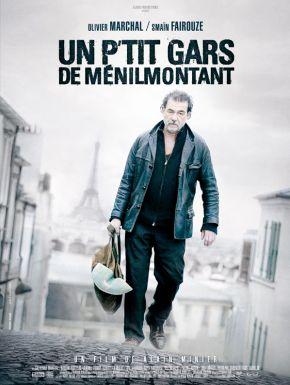 Jaquette dvd Un P'tit Gars De Ménilmontant