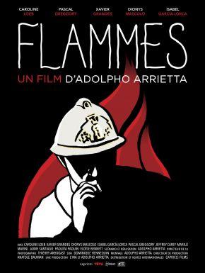DVD Flammes