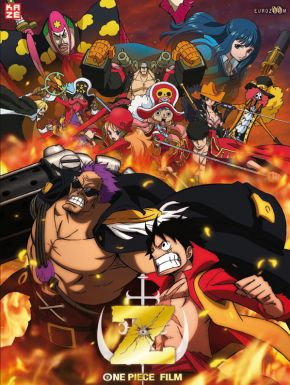 Sortie DVD One Piece Z