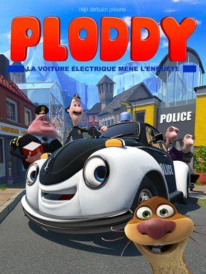 DVD Ploddy - La Voiture électrique Mène L'enquête