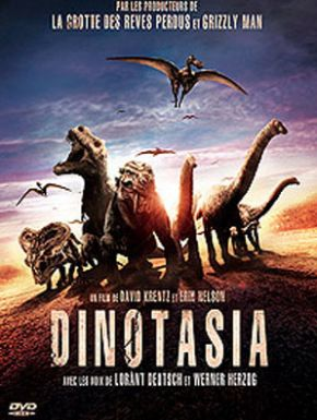 DVD Dinotasia