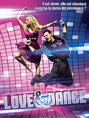 DVD Love & Dance