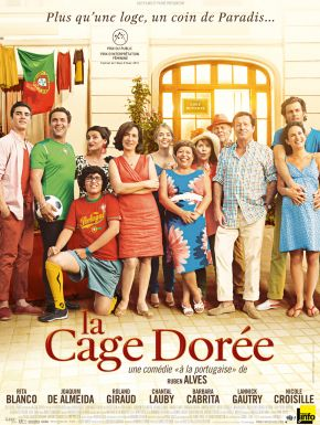 La Cage Dorée DVD et Blu-Ray