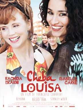 DVD Cheba Louisa