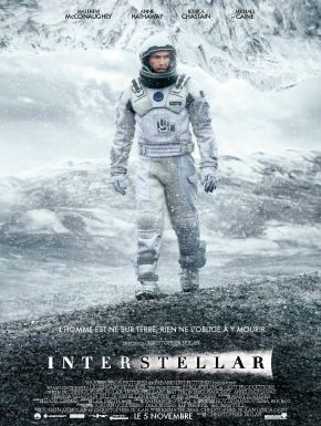 DVD Interstellar