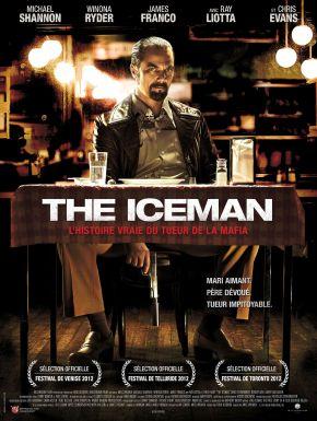 The Iceman DVD et Blu-Ray