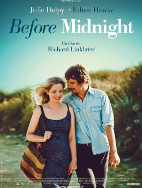 Before Midnight DVD et Blu-Ray