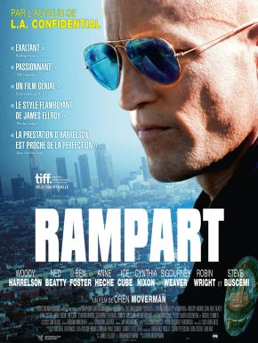 Jaquette dvd Rampart