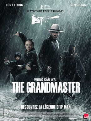 The Grandmaster DVD et Blu-Ray