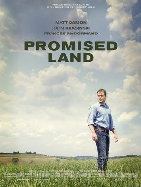 Sortie DVD Promised Land