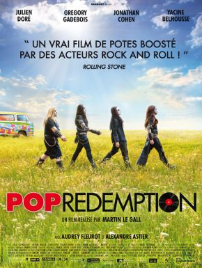 DVD Pop Redemption