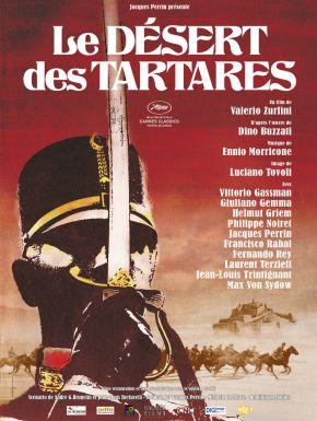 Le Désert Des Tartares DVD et Blu-Ray