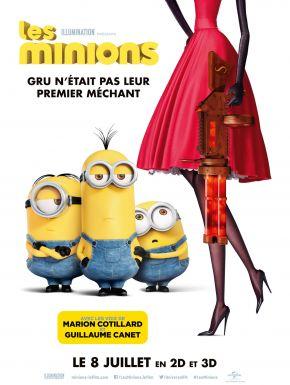 DVD Les Minions