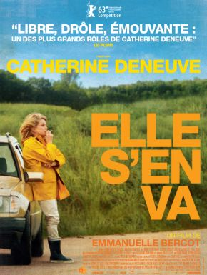Sortie DVD Elle S'en Va