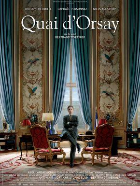 Quai D'Orsay DVD et Blu-Ray