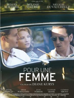 Jaquette dvd Pour Une Femme
