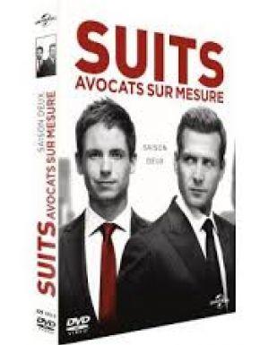 Suits, Avocats Sur Mesure - Saison 2 en DVD et Blu-Ray