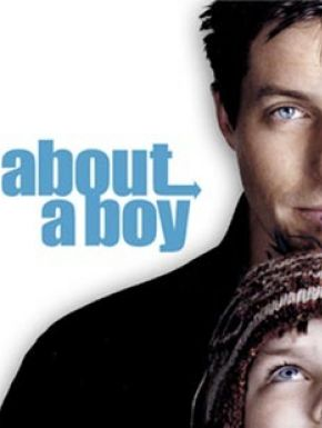 Jaquette dvd About A Boy