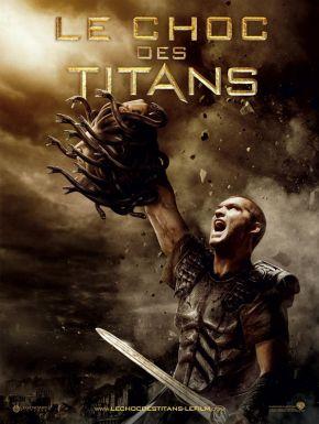 Jaquette dvd Le Choc des Titans