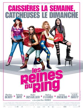 DVD Les Reines Du Ring