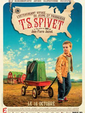 L'extravagant voyage du jeune et prodigieux T.S. Spivet DVD et Blu-Ray