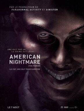 Sortie DVD American Nightmare