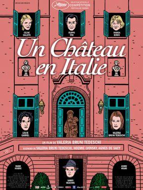Jaquette dvd Un Château En Italie