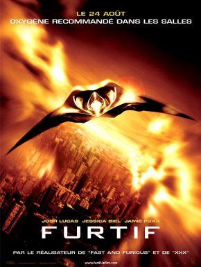 Jaquette dvd Furtif