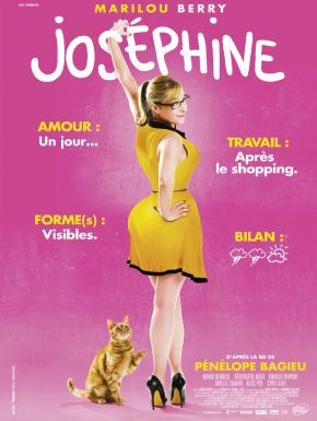 Joséphine DVD et Blu-Ray