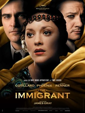 Jaquette dvd The Immigrant