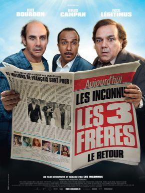 Sortie DVD Les trois frères : le retour
