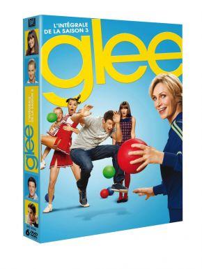 Glee - Saison 3 en DVD et Blu-Ray